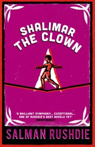 Rushdie, salimar the clown
